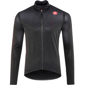 Castelli Pro Fit Light Rain Jacket Men light black